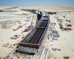 New Abu Dhabi-Dubai Road taking shape