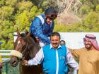 Haatheq defies age with Jebel Ali Stakes victory