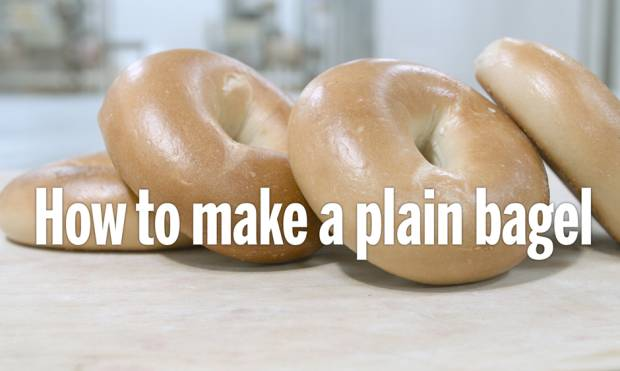 How to make a plain bagel - GN Guides