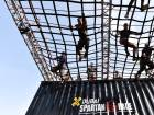 Insane obstacles at XDubai Spartan race
