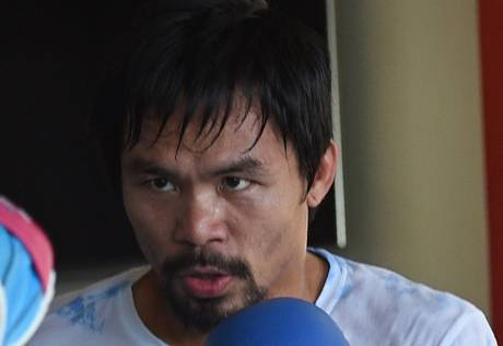 Pacquiao announces Matthysse fight