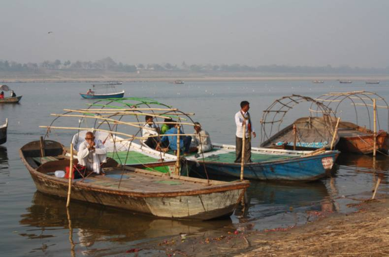 Essay about river ganga