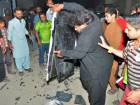 Fans break TVs as Pakistan lose to India