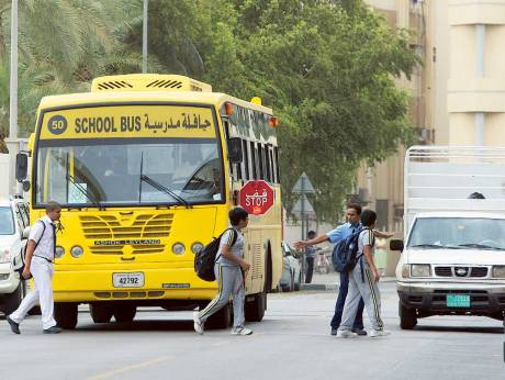 Dubai School Buses To Get Electronic Tracking System