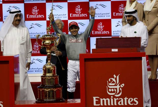Dubai World Cup 2016: As it happened