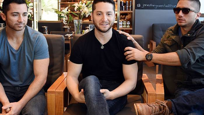 Boyce Avenue on their upcoming covers