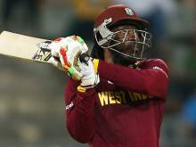 Gayle back in Windies colours for one-off T20