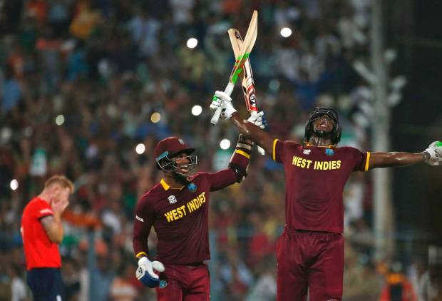 West Indies World T20 victory: As it happened