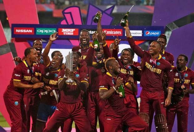 West Indies win World T20 final thriller