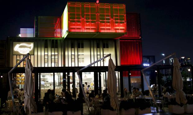 Pictures: Boxpark alters face of Al Wasl
