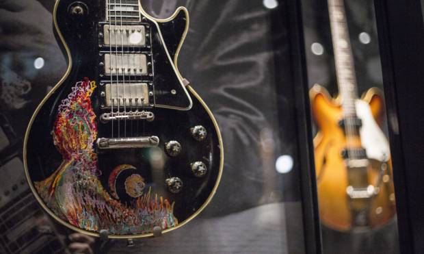 Rolling Stones' history showcased in London