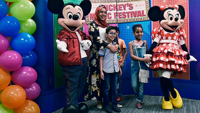 Mickey Mouse and friends to rock Dubai