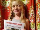 9-year-old reporter defends murder story