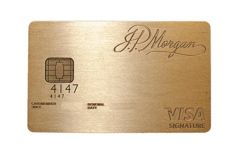 Top 7 most exclusive credit cards in the world gulfnews nextprevexpand jpmorgan chase palladium reheart Image collections