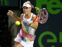 Kerber looks to health and life