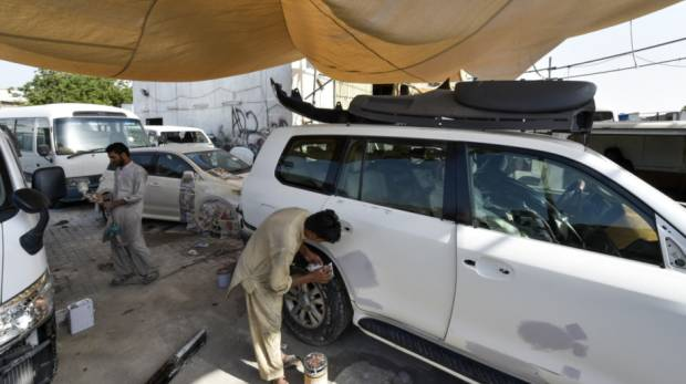 Total Loss Cars From Us Hurting Dubai Market Auto Traders