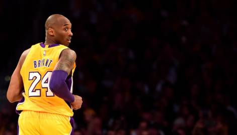 Kobe scores 60 in final NBA game