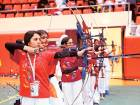 Abu Dhabi athletes take pole position