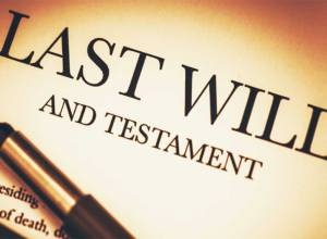 Things to remember when making a will
