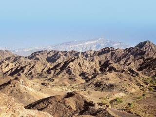 Oman rocks to help fight global warming?