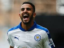 Mahrez the beautiful loon in Leicester's march