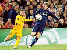 Atletico-Bayern a compelling clash of contrasts