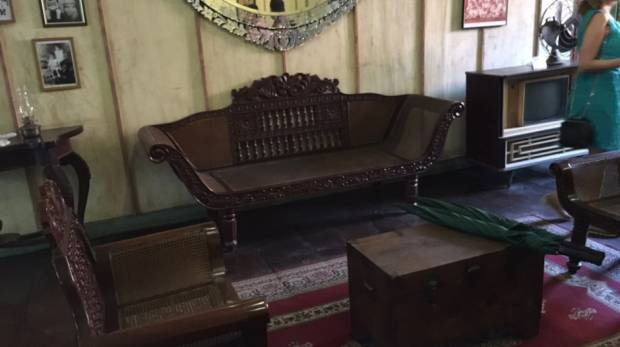 Items At The 1730 Jesuit Houseu0027, Which Is Located In The Middle Of The  Historic Cebu City In The Philippines. Image Credit: Ashfaq Ahmed/Gulf News