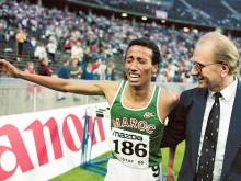 The BIG Interview: Saeed Aouita, Olympic legend