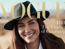 Kate is Vogue's latest Royal cover girl