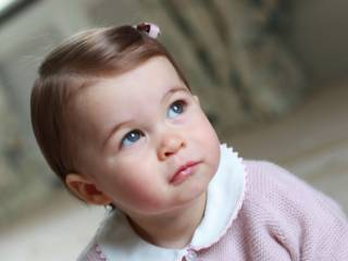Princess Charlotte pictures mark birthday