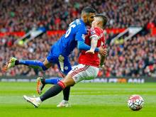 Live: Manchester United vs Leicester City