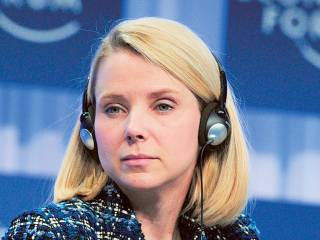 Yahoo CEO could pocket $55m with sale