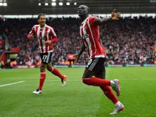 Mane treble ruins City's warm-up for Real clash