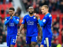 Celebrations on ice as Leicester draw