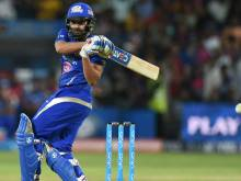 Rohit powers Mumbai to thumping win over Pune