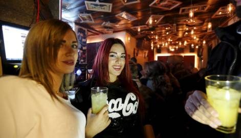 In pictures: Nightlife in Damascus