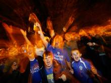 Leicester City: social media goes into melt-down