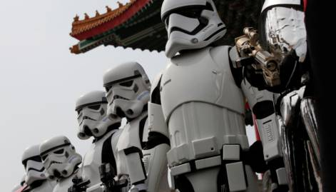 Pictures: May the 4th be with you