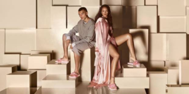 You too can buy Rihanna's fur-lined flip-flops