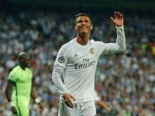 Ronaldo lauds Zidane as Real beat Man City