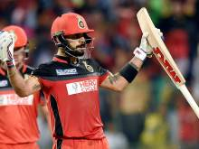 Kohli the batman takes Bangalore over the line