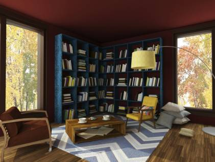 How to make your own reading corner