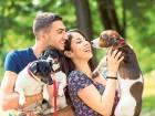 Pet-owners speak of unconditional love