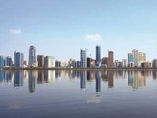 Top Sharjah locations where rents have fallen