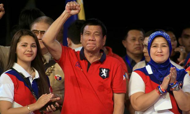 Maverick Mayor Rodrigo Duterte wins Dubai