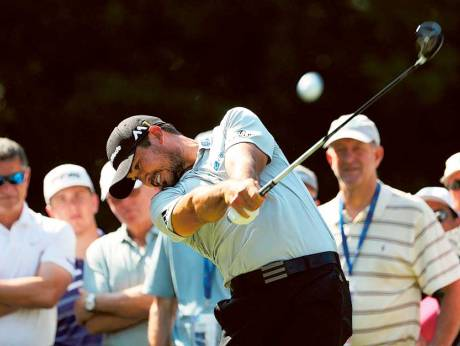Jason Day shoots record-tying 63 to move two ahead | GulfNews.com