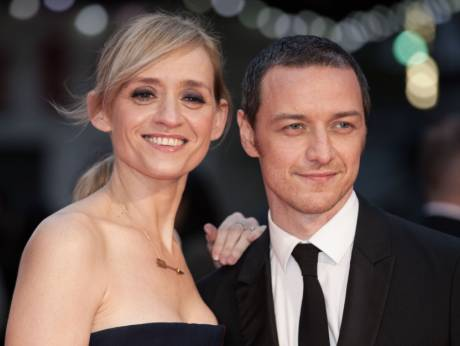 James McAvoy and Anne-Marie Duff announce divorce | GulfNews.com