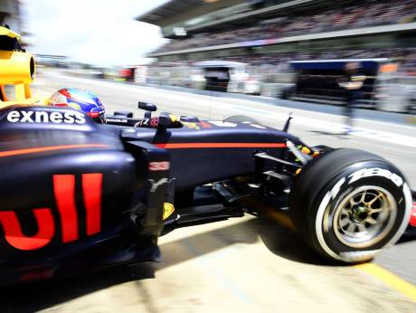Just watch me go: Max Verstappen | GulfNews.com