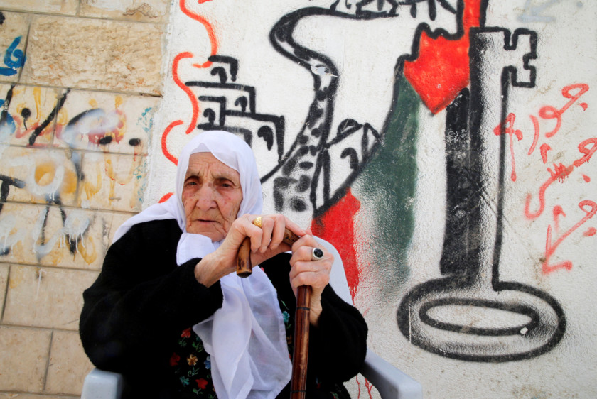 Palestinians mark the anniversary of their uprooting almost seven