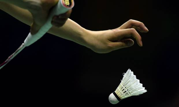 Action of Thomas Uber Cup 2016